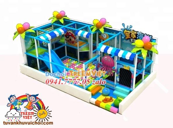 Ocean Gym Indoor Amusement Park Indoor Playground