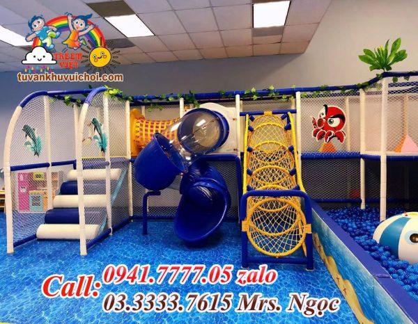 đầu tư khu vui chơi trẻ em 9