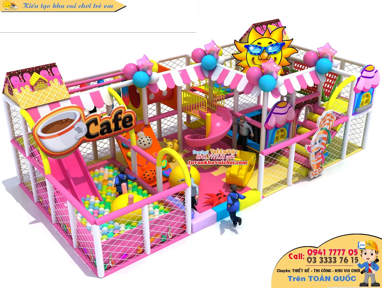 các mô hình khu vui chơi