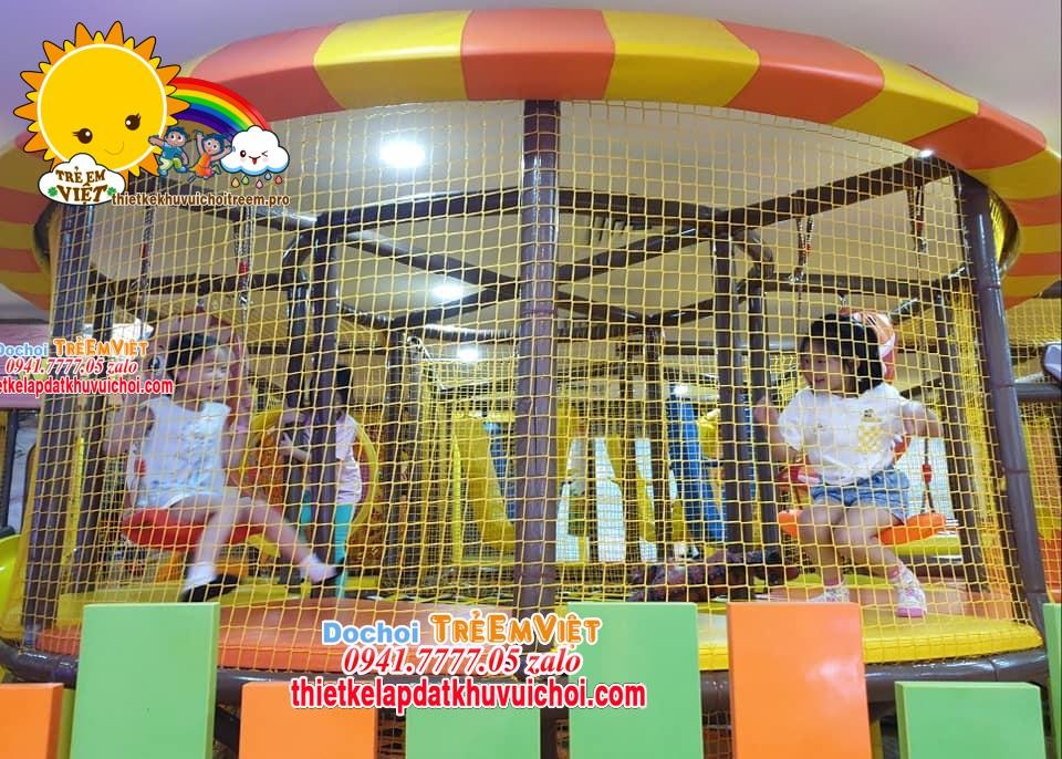 Vận hành khu vui chơi trẻ em